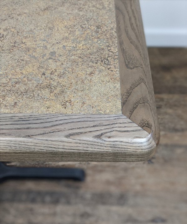24 x 36 Ash w Stone Lam