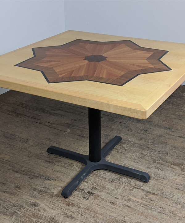 Inlaid Table Top