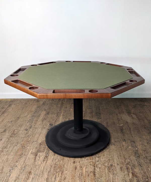 Poker Table Green Felt