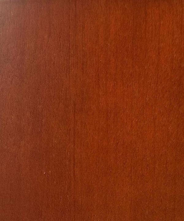 Natural Mahogany On Maple